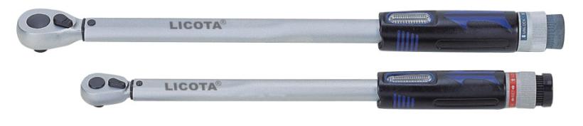 AQW-N4200V  1/2专业级可调式带表扭力扳手40-200NM